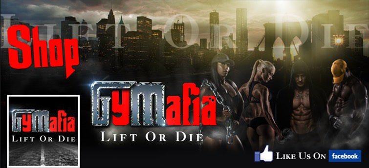 Gymafia Lift or Die